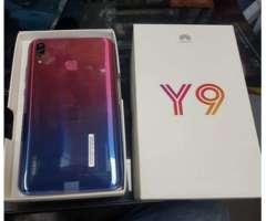 CELULAR Huawei Y9 NUEVO EN SU CAJA