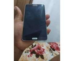 vendo Samsung galaxy note 3 en buen estado en 6000