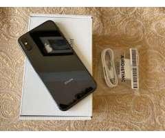 Iphone x 256gb black nuevo factory unlock