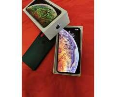 Iphone xs máx de 256gb
