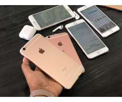 IPHONE 6S PLUS FACTORY ROSADO