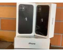 Iphone 11 64 GB Sellado Clean Imei