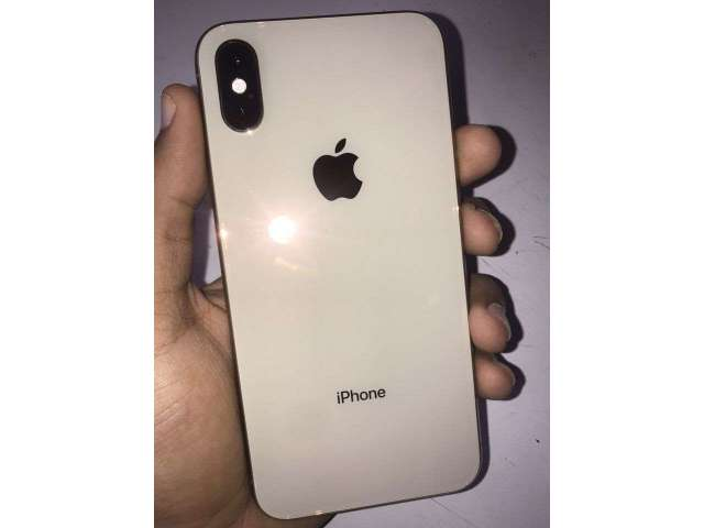 iPhone XS normal gold 64gb factoryu203cufe0fu203cufe0f