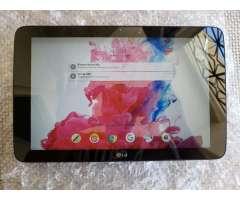 Tablet LG 10 pulgadas HD 16GB Coje Chit