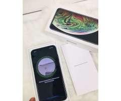 iPhone XS Max negro de 512 gb Desbloqueado de Fábrica