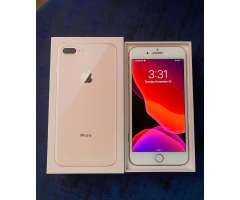 iPhone 8 Plus Gold 64gb Factory Unlocked