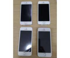 IPHONE 5S 32GB CLASE A SILVER