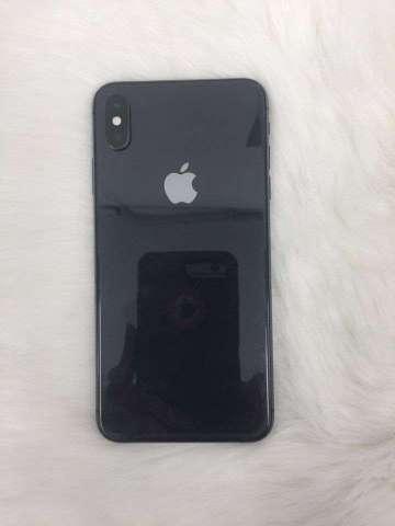 iPhone XS Max negro de 256gb Desbloqueado de Fábrica
