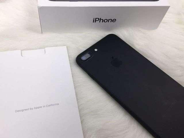 iPhone 7 Plus de 128 gb Desbloqueado de Fábrica