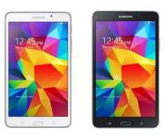 Tablet Samsung Galaxy Tab 4 de 7Plg Blanco y Negro