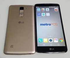 LG Stylus 2 Plus CON FLASH FRONTAL