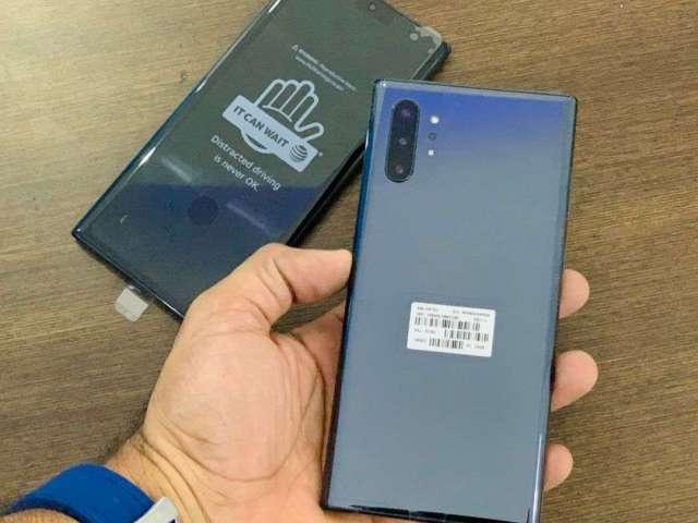 Vendo Samsung Galaxy Note 10 Plus 256GB Nuevo, Desbloqueado, RD$ 36,500 NEG