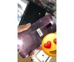 Samsung Galaxy S9+ impecable