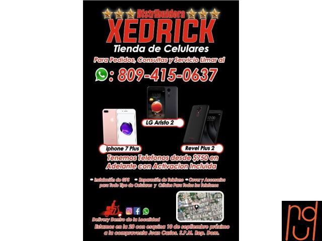 Tienda de Celular en San Pedro de Macoris