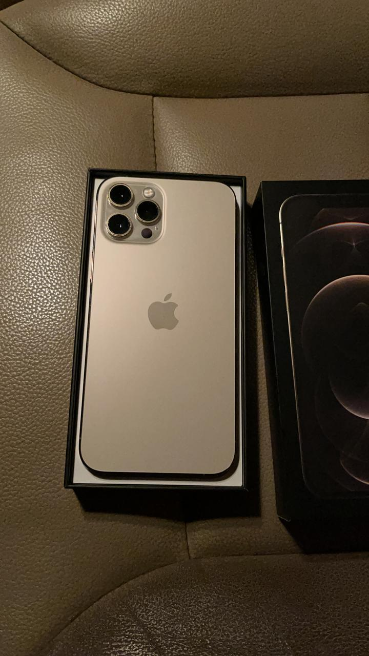 Iphone 12 Pro Max Gold 128GB Factory