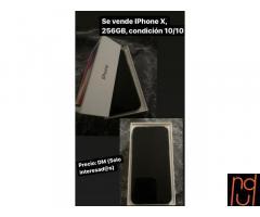 IPhone X 256GB unlocked factory